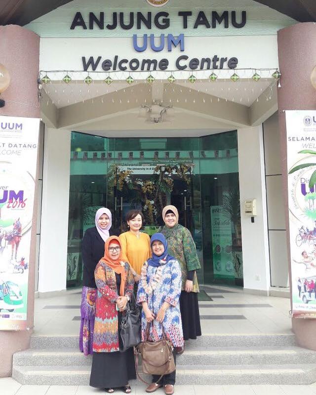 Fakultas Psikologi Universitas Airlangga Kerja sama dengan Universiti Utara Malaysia