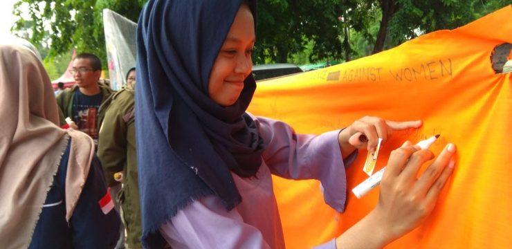 End Violence Against Women - Pengmas Departemen PKKM FPsi UNAIR