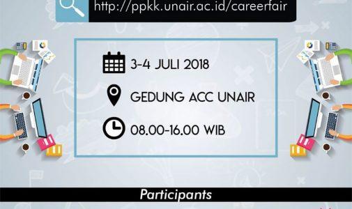 Airlangga 30th Career Fair