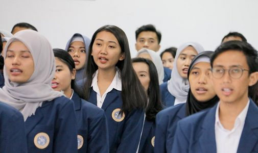 Inauguration of Postgraduate Programs Freshmen of 2018