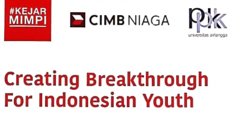 Seminar Creating Breakthrough for Indonesia Youth