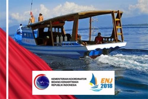 Mahasiswa FPsi UNAIR Peserta Ekspedisi Nusantara Jaya 2018