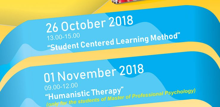 Guest Lectures for Master and Doctoral Students by Prof. Barbara Jürgens