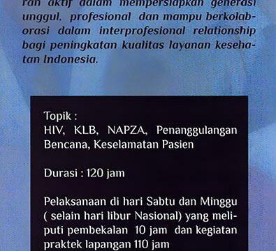 Kuliah Kerja Nyata-Interprofessional Education (KKN-IPE)