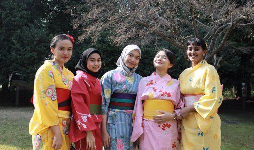 Kumamoto 2019 Spring Program: Program Kebudayaan