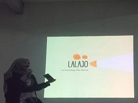 Lalajo, Mengkaji Film Bersama KM Psikologi