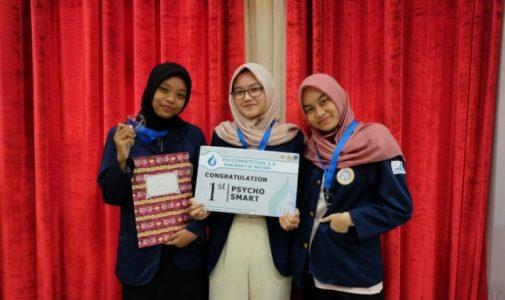 Raihan Prestasi dalam Lomba Psikologi Tingkat Nasional Tahun 2019