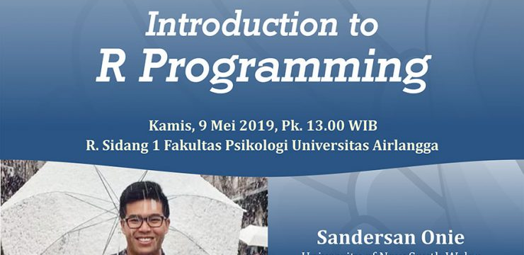Workshop: Introduction to R Programming