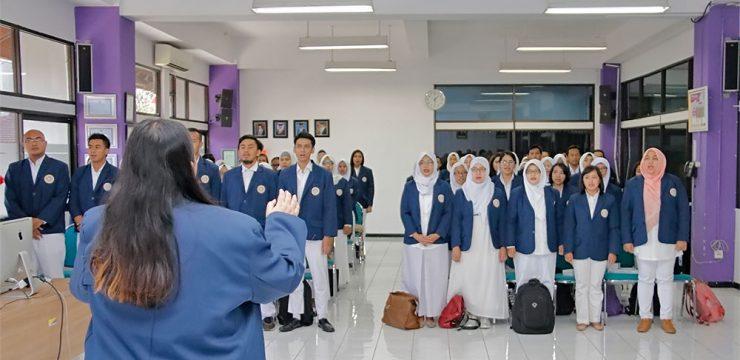 Pengukuhan Maba Prodi Magister dan Doktor Fakultas Psikologi UNAIR Tahun Akademik 2019-2020