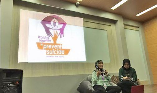Diskusi Kesehatan Mental di Indonesia