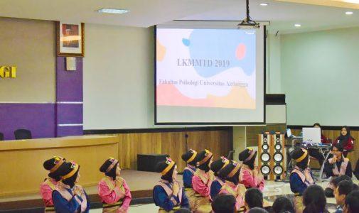 LKMM-TD, Tahap Akhir Pengaderan Mahasiswa Baru FPsi UNAIR 2019