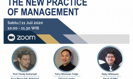 Webinar: The New Practice of Management