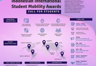 Program Indonesian International Student Mobility Awards (IISMA) 2021