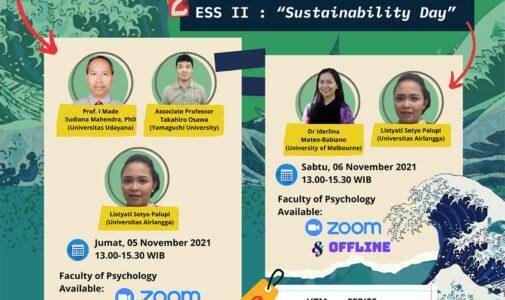 Environmental Hybrid Seminar Series 2021